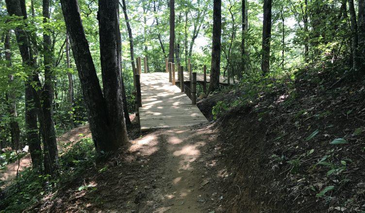 fire mountain bike trails