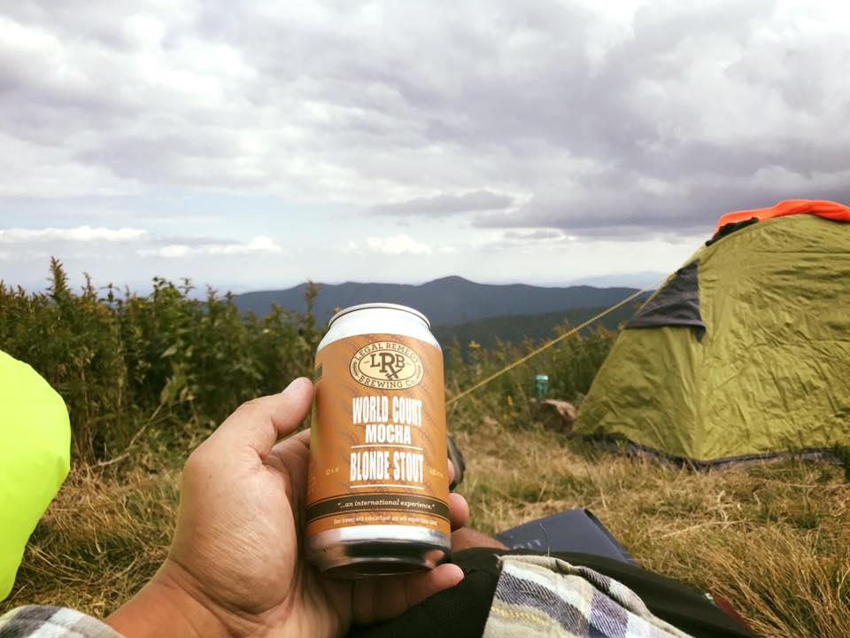 mt mitchell camping